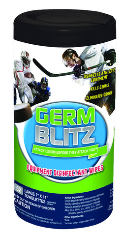 """Germ Blitz"" Wipes"