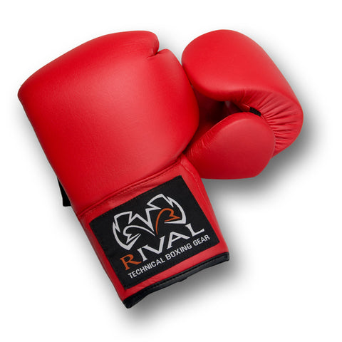 Rival Autograph Boxing Gloves - Leather