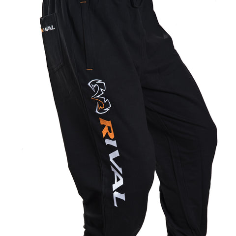 Rival TRAD Sweat Pants with Logo on Side