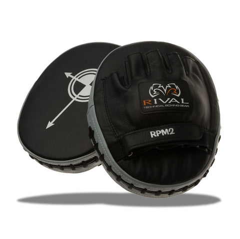 Rival boxing RPM2 Punch mitts
