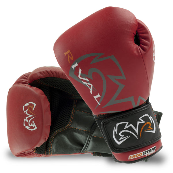 Rival Rs10v Optima Sparring Gloves Velcro Rival Boxing