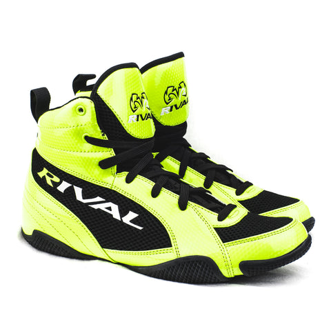Rival RSX-Guerrero SHINY Lo-Top Boxing Boots- Youth