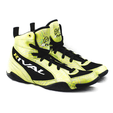 RSX-Guerrero SHINY Lo-Top Boxing Boots