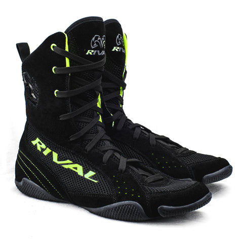 RSX-One CLASSIC Hi-Top Boxing Boots