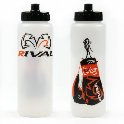 Rival Water Bottle Clear