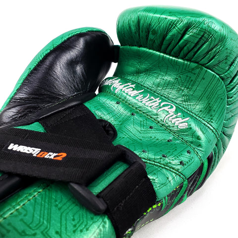 Rival RFX-Guerrero Intelli-Shock Bag Gloves - Cyber Edition