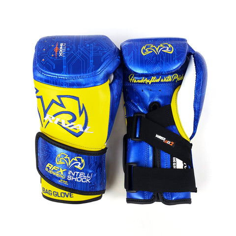 Rival RFX-Guerrero Intelli-Shock Bag Gloves - P4P Edition