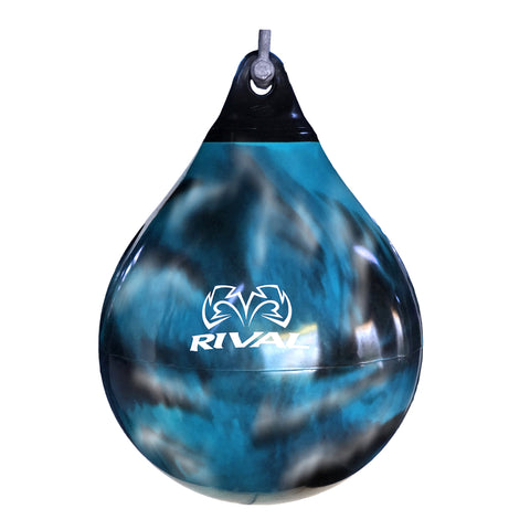 "Rival Aqua Body Punching Bag - 18"" - Blue"