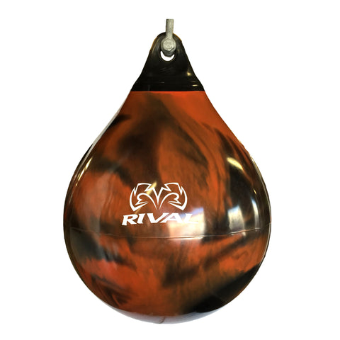 "Rival Aqua Body Punching Bag - 18"" - Orange"