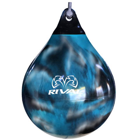 "Rival Aqua Body Punching Bag - 21"" - Blue"
