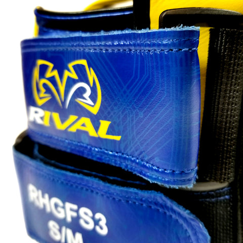Rival LOMA Series RHGFS3 Face-Saver Headgear