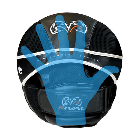 Rival RPM3 Air Punch Mitts