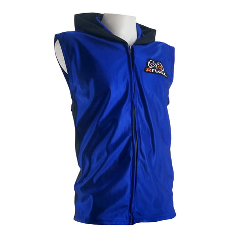 Rival TRAD Dazzle Sleeveless Ring Jacket with Hood