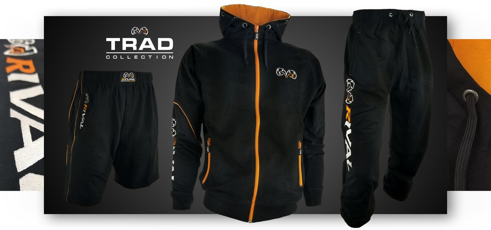 Rival TRAD Apparel