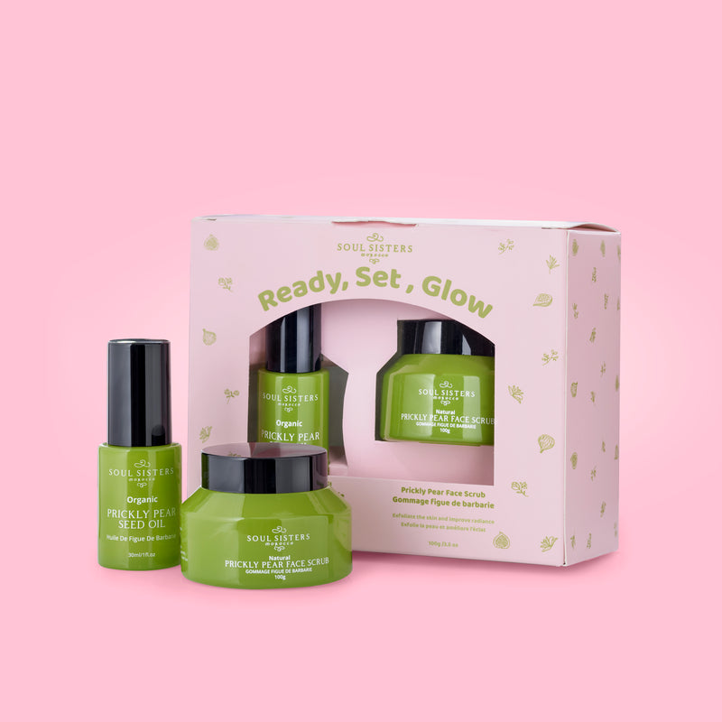 Facial Kit For Glowing Skin