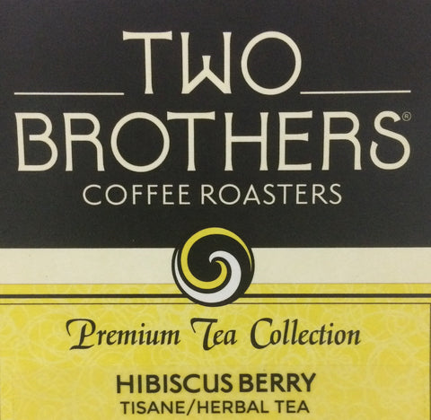 Hibiscus Berry Tisane/Herbal Tea