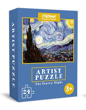 Load image into Gallery viewer, MiDeer Art Puzzles