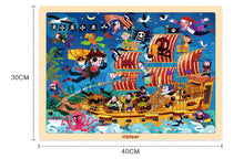 Load image into Gallery viewer, MiDeer 48pc Wooden Puzzle