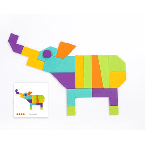 MiDeer Colorful Block Buddies