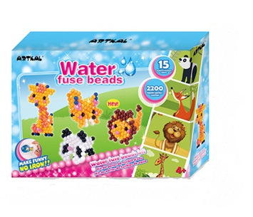 ARTKAL Water Fuse Beads - Animals