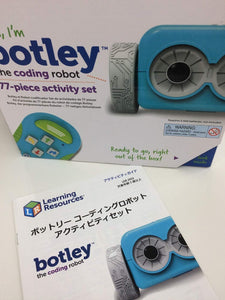 PRE-ORDER: Learning Resources Botley the Coding Robot Activity Set