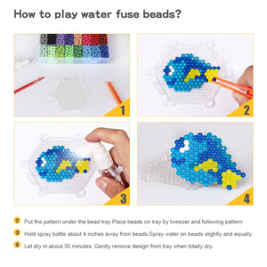 ARTKAL Water Fuse Beads - Superheroes