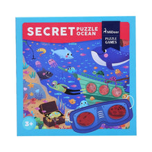 Load image into Gallery viewer, MiDeer Secret Puzzle - Ocean