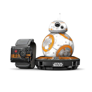 PRE-ORDER: Sphero Star Wars BB-8 Special Edition with Force Band Bracelet