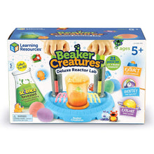 Load image into Gallery viewer, PRE-ORDER: Learning Resources Beaker Creatures Deluxe Liquid Reactor Super Lab