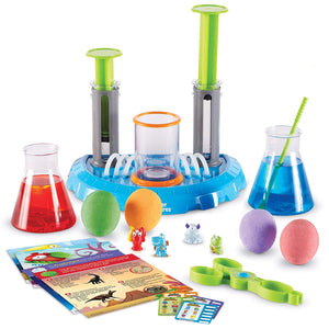 PRE-ORDER: Learning Resources Beaker Creatures Deluxe Liquid Reactor Super Lab