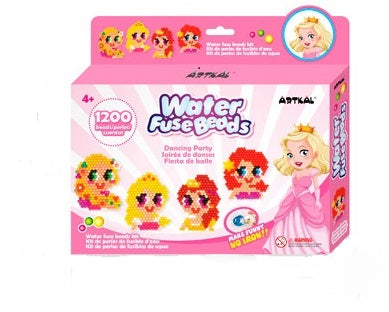 ARTKAL Water Fuse Beads  - Princess