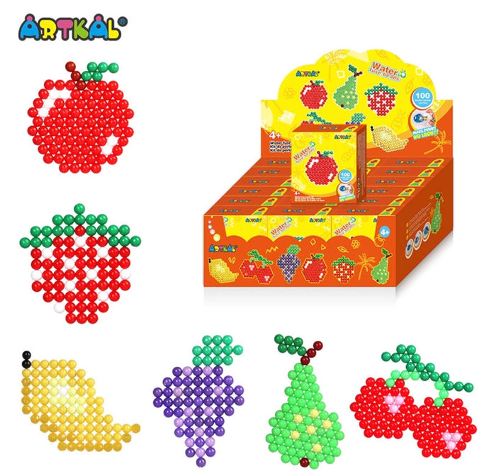 ARTKAL Water Fuse Beads - Fruits (Single)