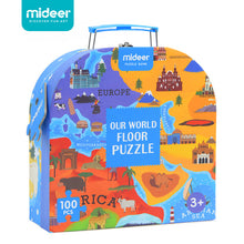 Load image into Gallery viewer, MiDeer Our World Floor Puzzle