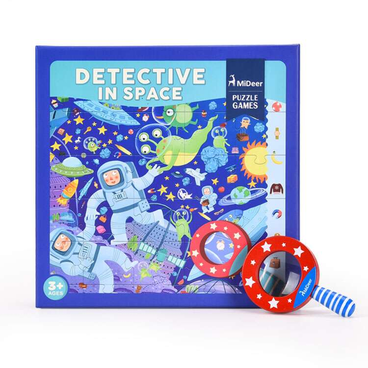 MiDeer Detective In Space Puzzle