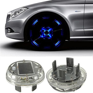 Solar Tire Light