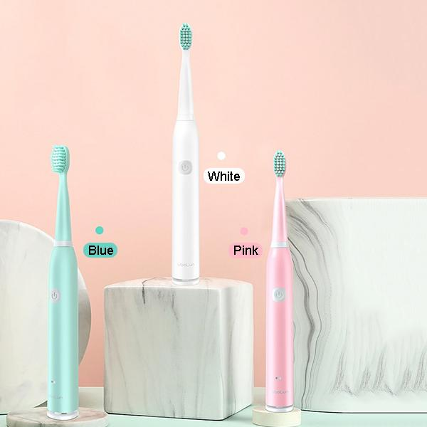 Rechargeable Waterproofing Electric Toothbrush