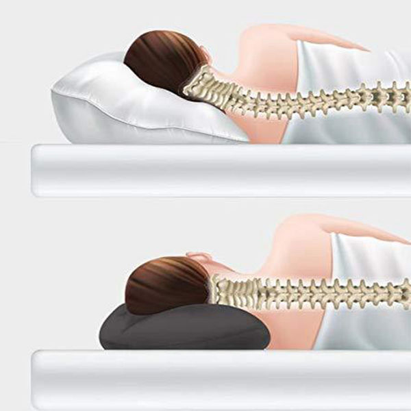 Pillow For Sleeping With Micro Airballs