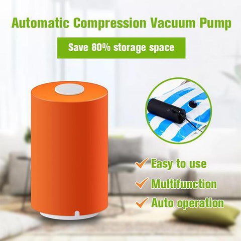 Multifunctional  Automatic Compression Pump