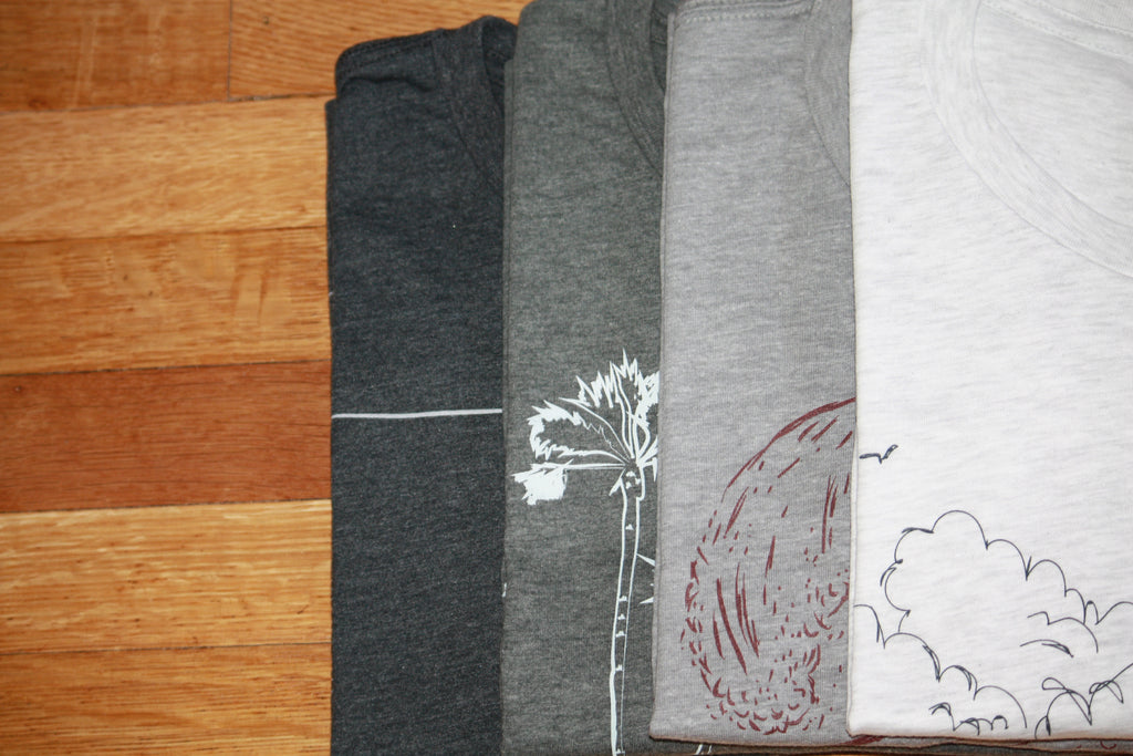 Why every guy should have a gray t shirt in their closet