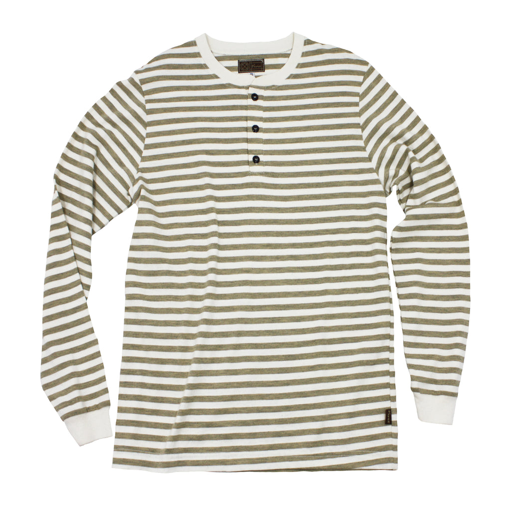 American made mens henley