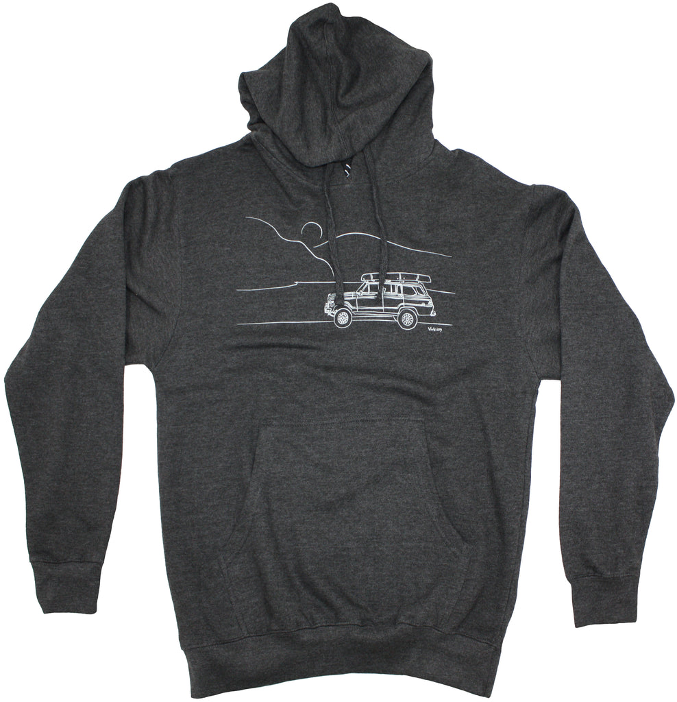 Vivix 659 jeep sweatshirt