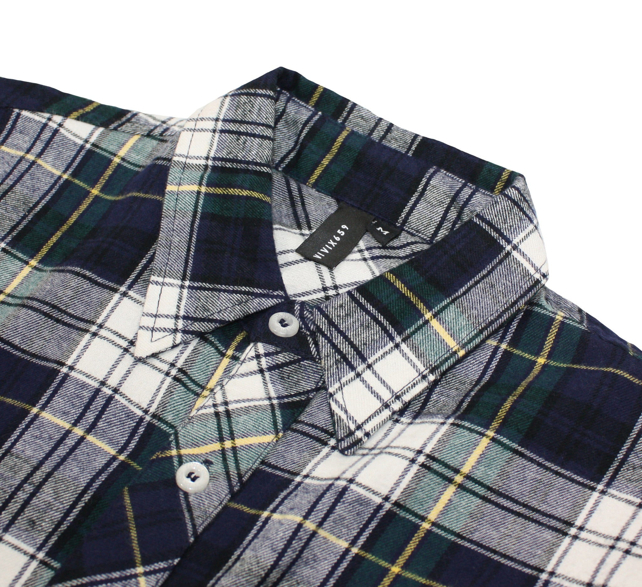 Quality mens flannel