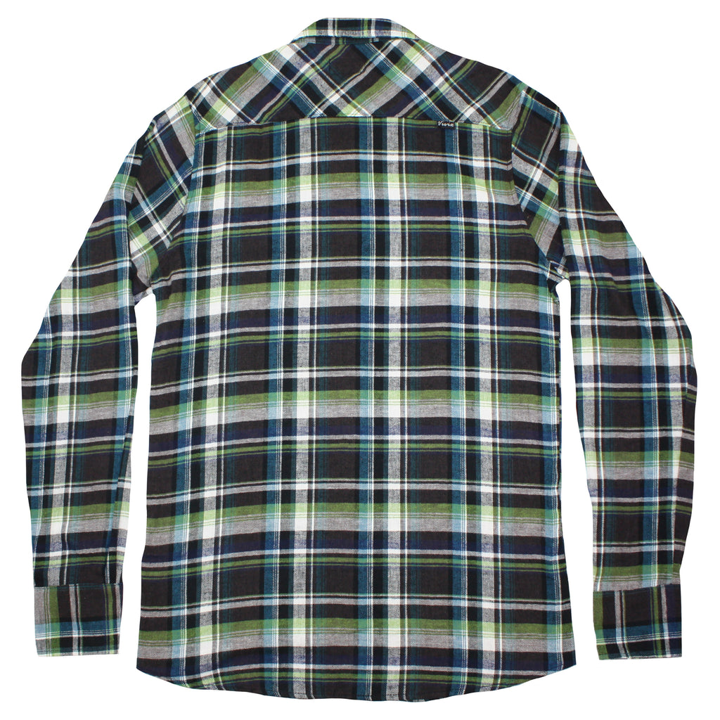 American made men's flannel