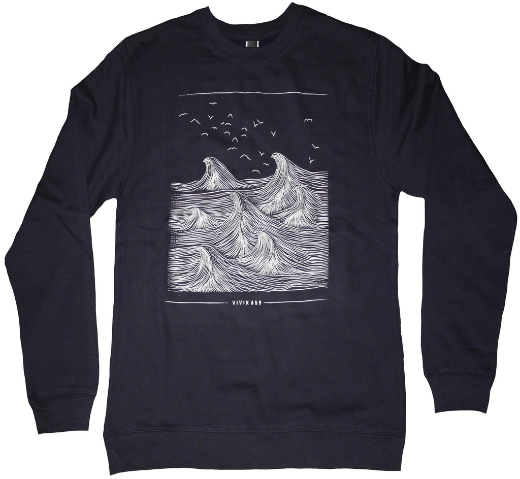 DRIFT CREW NECK SWEATSHIRT