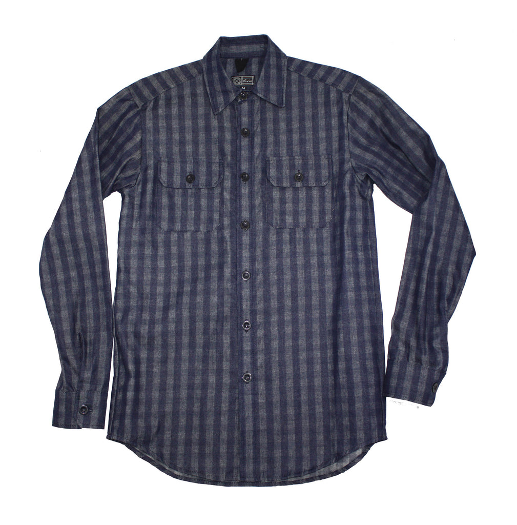 Mens American Made button up
