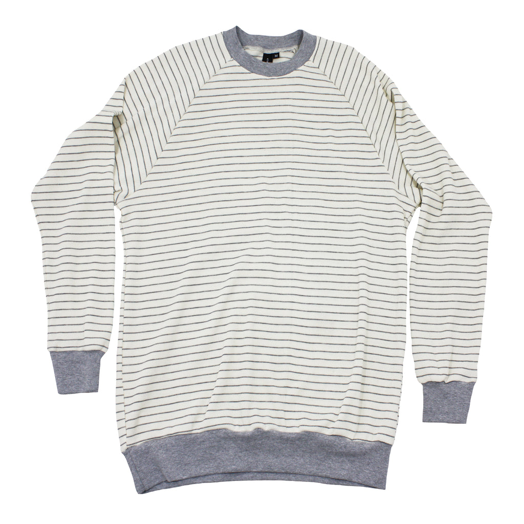 American made mens waffle knit sweater