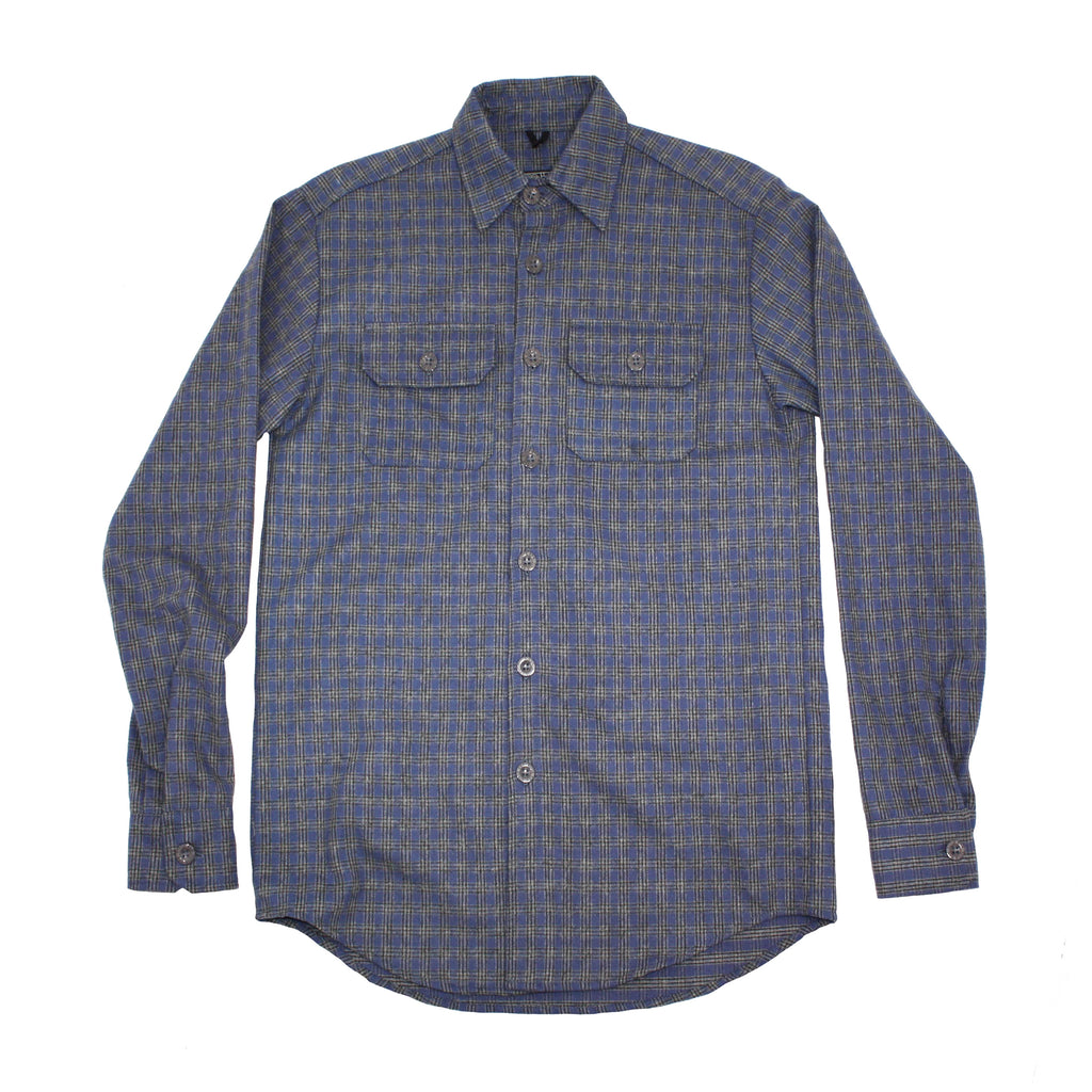 Mens American made flannel