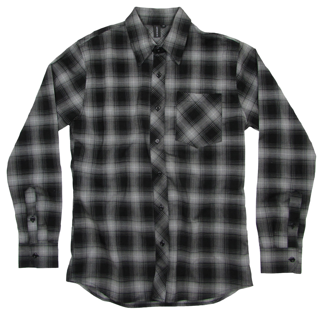 American made men's button up