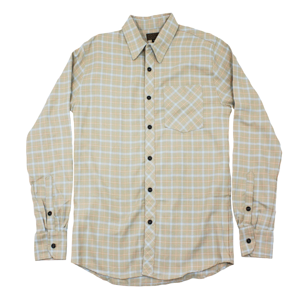American made mens flannel