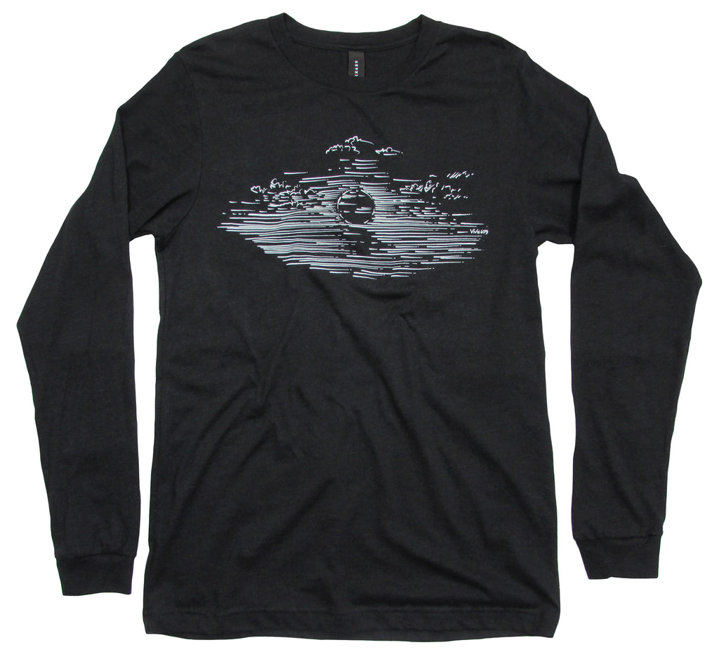 SKYLINE LONG SLEEVE TEE